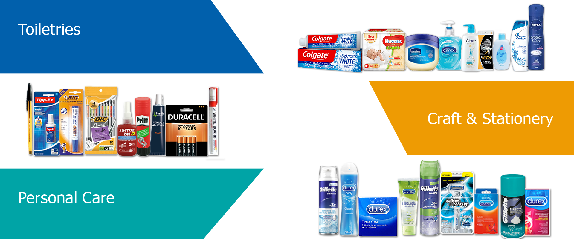 FMCG Wholesale Products in UK